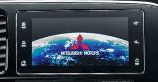 Мультимедиа Mitsubishi Connect